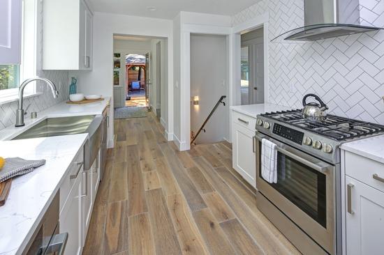 kitchen tile flooring in dallas remodel